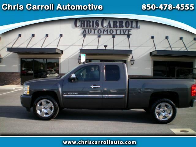 2010 Chevrolet Silverado 1500 LT Ext. Cab 2WD