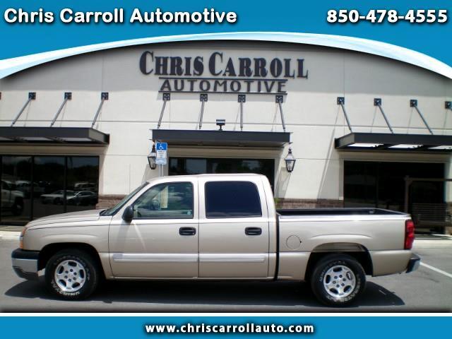 2004 Chevrolet Silverado 1500 LT Crew Cab 2WD