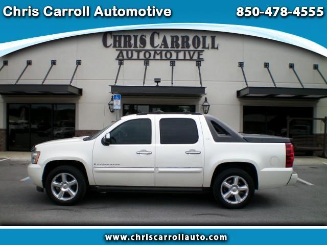 2008 Chevrolet Avalanche LTZ 2WD