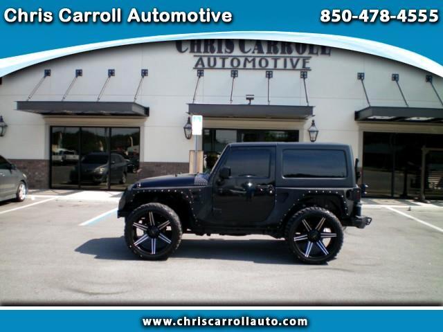 2013 Jeep Wrangler Sport 4WD