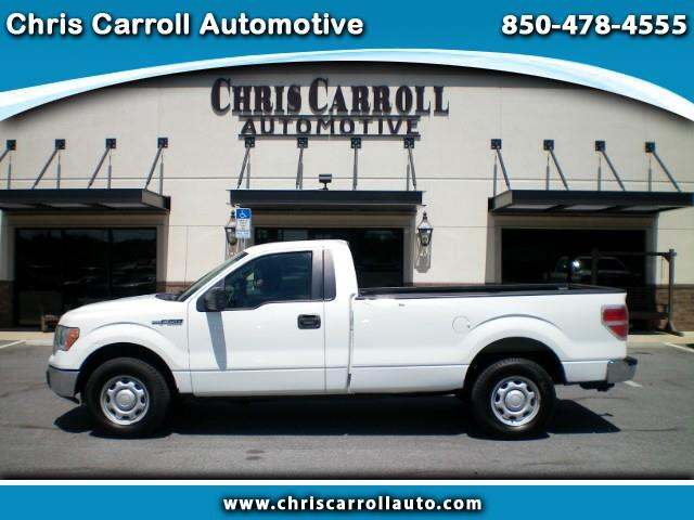 2011 Ford F-150 Reg. Cab Long Bed 2WD