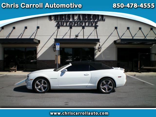 2012 Chevrolet Camaro Convertible 1SS