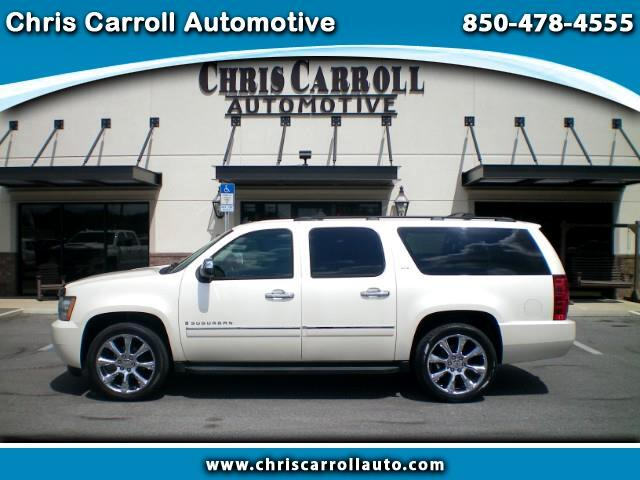 2009 Chevrolet Suburban LTZ 1500 2WD