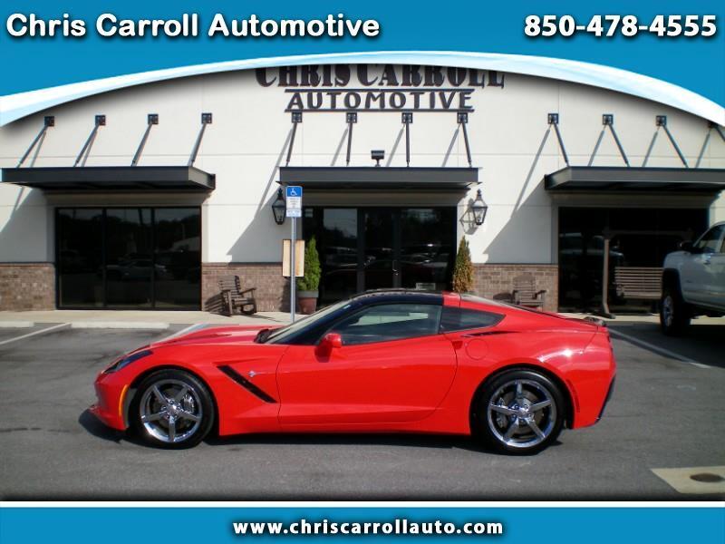 2014 Chevrolet Corvette Stingray 3LT Coupe Automatic