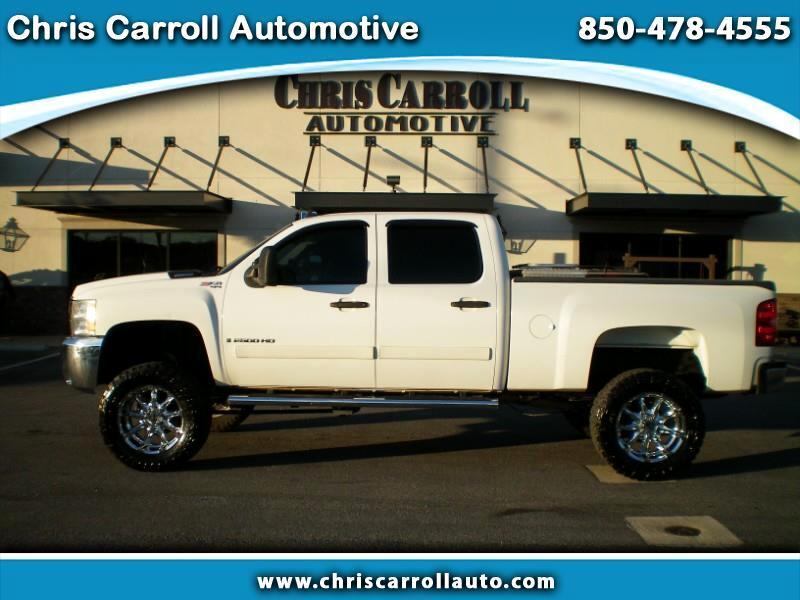 2007 Chevrolet Silverado 2500HD LT1 Crew Cab 4WD