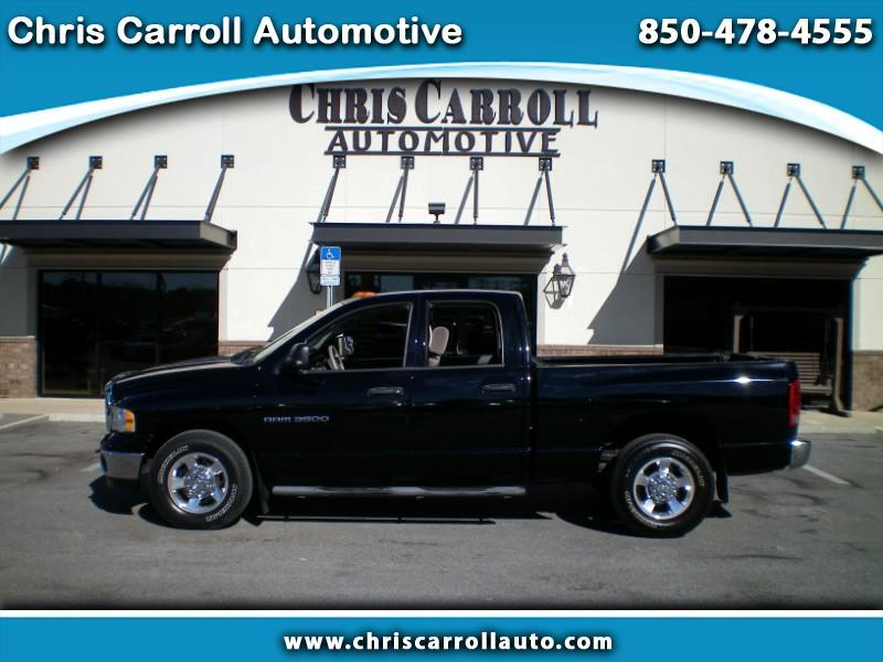 2005 Dodge Ram 3500 SLT Quad Cab Short Bed 2WD