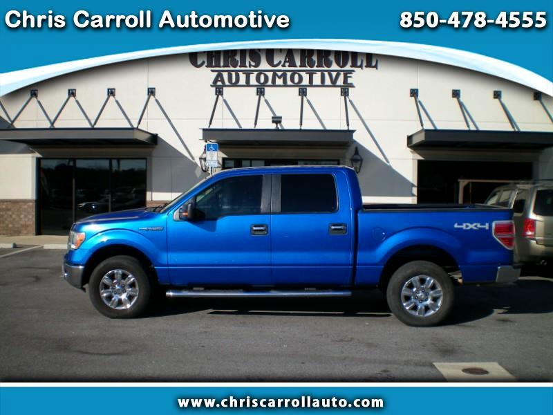2011 Ford F-150 SuperCrew 4WD