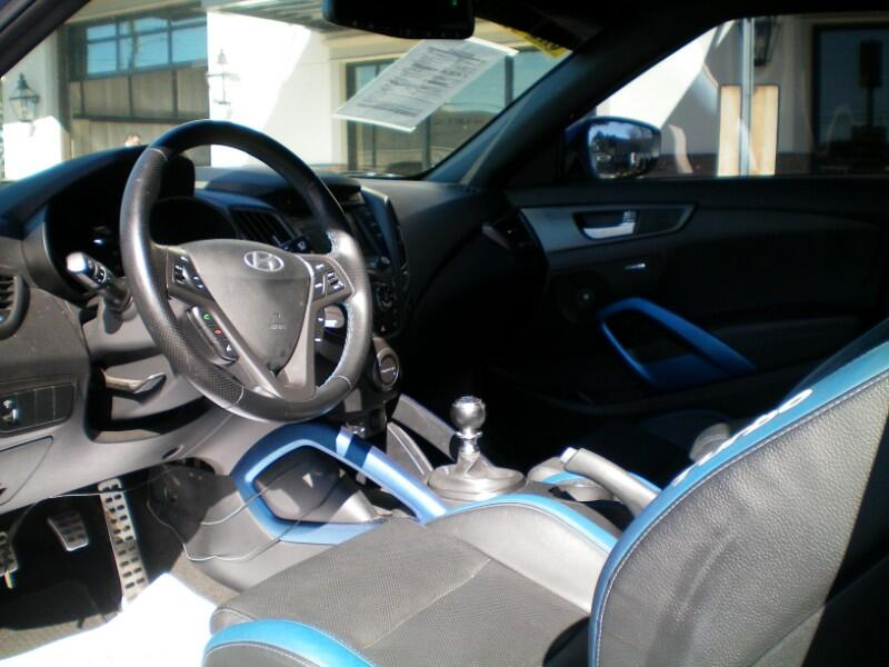 Hyundai Veloster Turbo 6MT 2016