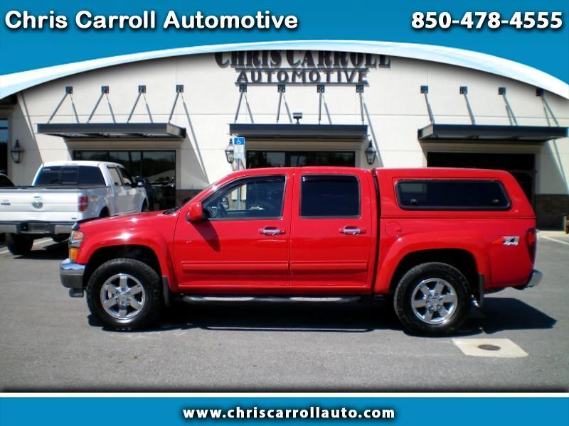 2011 Chevrolet Colorado 2LT Crew Cab 4WD