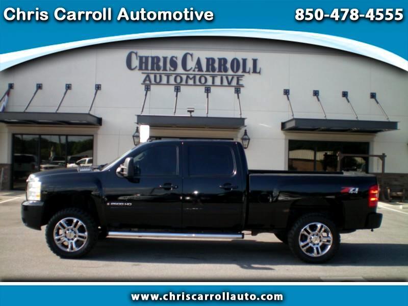 2008 Chevrolet Silverado 2500HD LTZ Crew Cab Std. Box 4WD