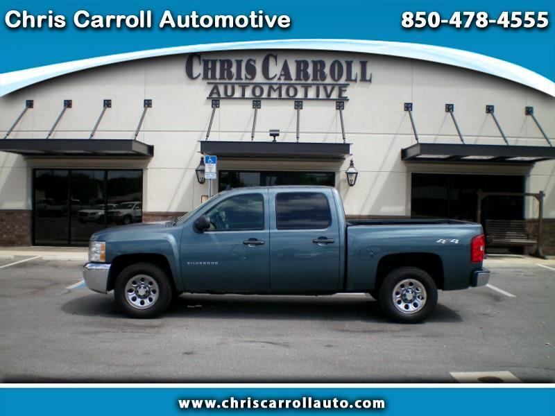 2012 Chevrolet Silverado 1500 LS Crew Cab Short Box 4WD