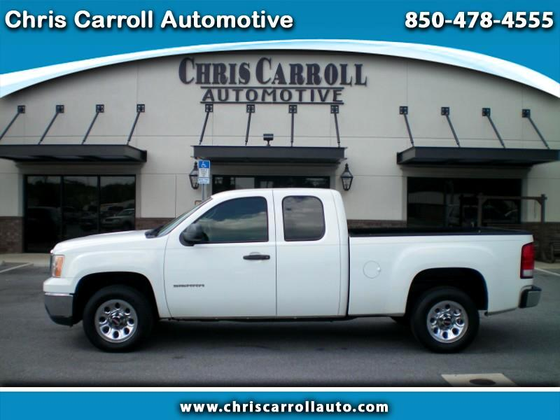 2013 GMC Sierra 1500 Ext. Cab Short Bed 2WD