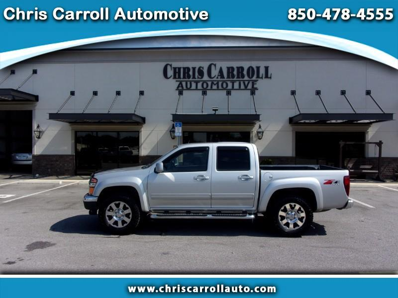 Chevrolet Colorado 2LT Crew Cab 4WD 2012
