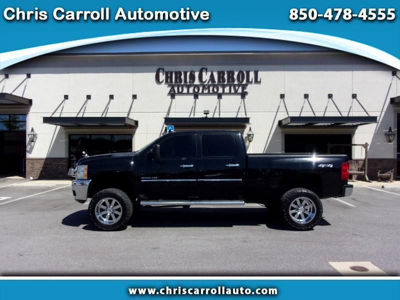 2013 Chevrolet Silverado 2500HD LT Crew Cab 4WD