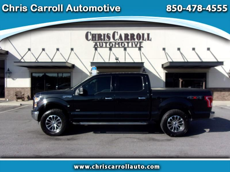 Ford F-150 XLT SuperCrew Short Bed 4WD 2015