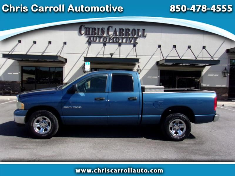 Dodge Ram 1500 SLT Quad Cab Short Bed 2WD 2003