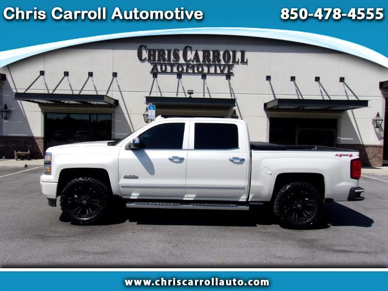 Chevrolet Silverado 1500 High Country Crew Cab 4WD 2015