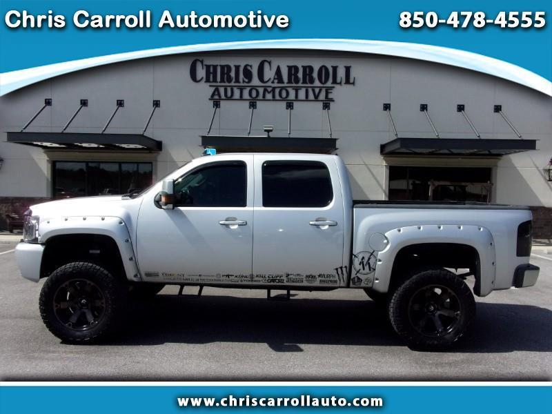 Chevrolet Silverado 1500 LTZ Crew Cab 4WD 2011