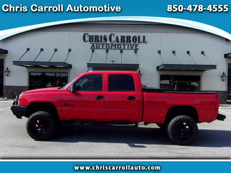 Chevrolet Silverado 2500HD Crew Cab Short Bed 2WD 2004
