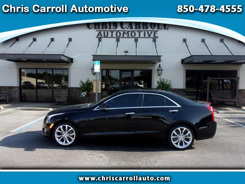 Cadillac ATS 2.0L Premium AWD 2014