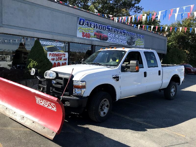 2009 Ford F-350 SD XL Crew Cab Long Bed 4WD