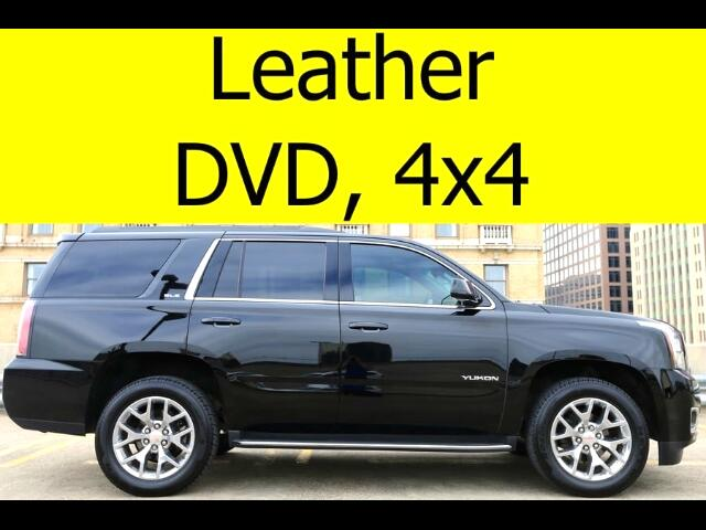 2015 GMC Yukon 4x4 LEATHER DVD BOSE SOUND TOW PACKAGE