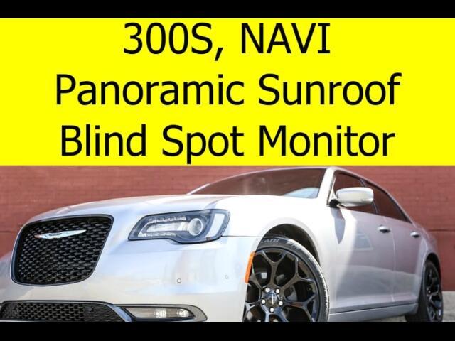 2015 Chrysler 300 S PANO ROOF PREMIUM PACKAGE BLIND SPOT
