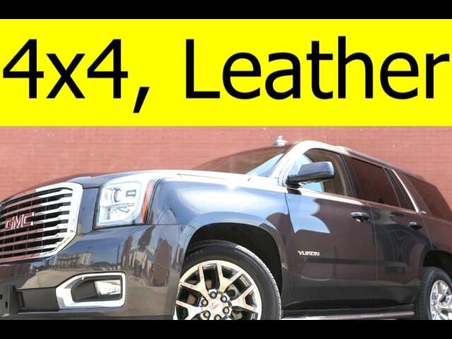 2016 GMC Yukon 4x4 LEATHER BOSE SOUND