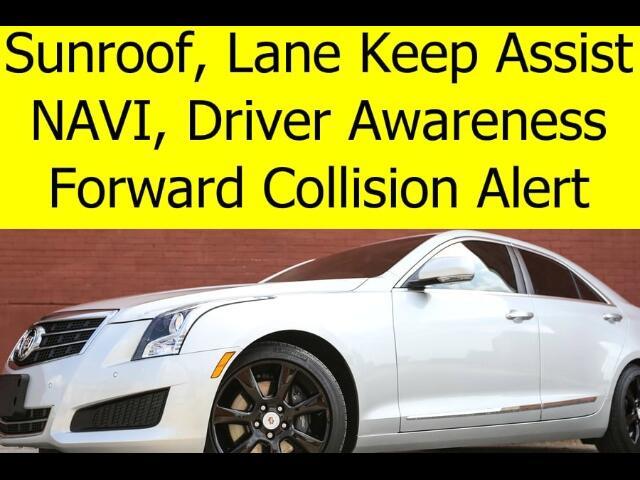 2013 Cadillac ATS Luxury Sunroof Navigation