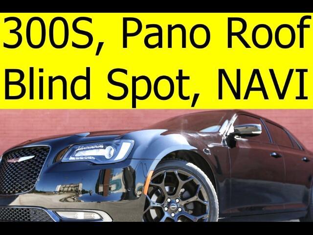2015 Chrysler 300 S PANO ROOF BLIND SPOT MONITOR