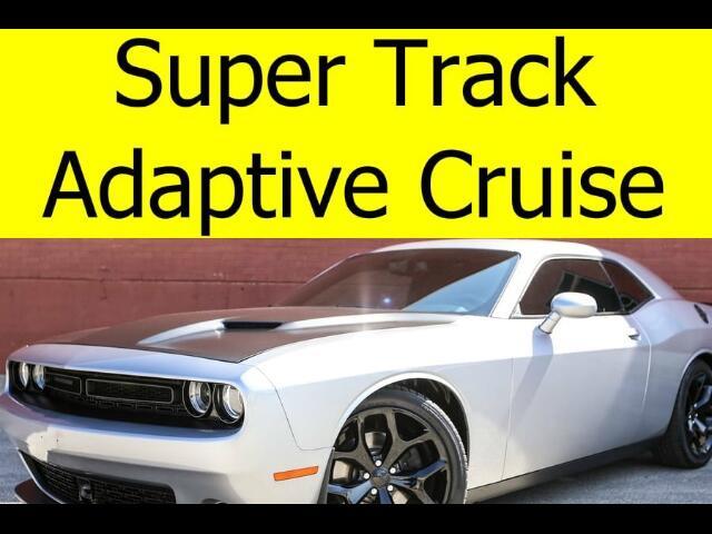 2015 Dodge Challenger SXT PLUS RADAR CRUISE TECH PACK