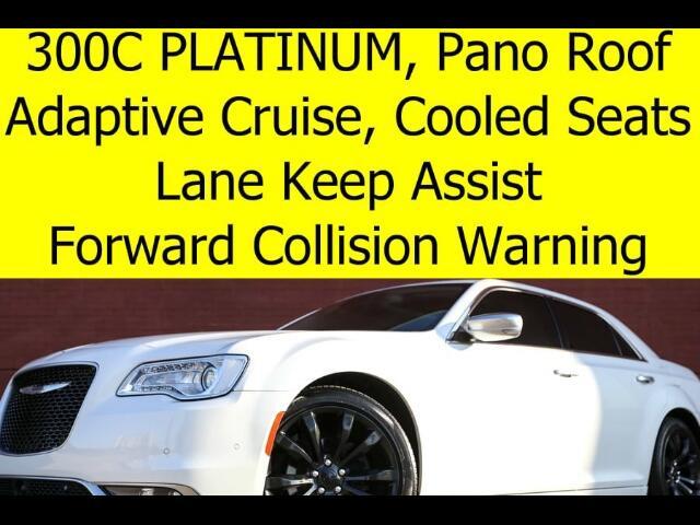 2015 Chrysler 300 C Platinum Radar Cruise Pano Roof