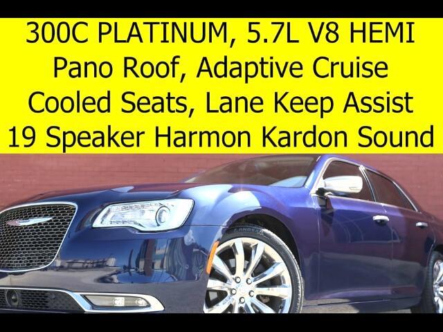 2015 Chrysler 300 C Platinum HEMI
