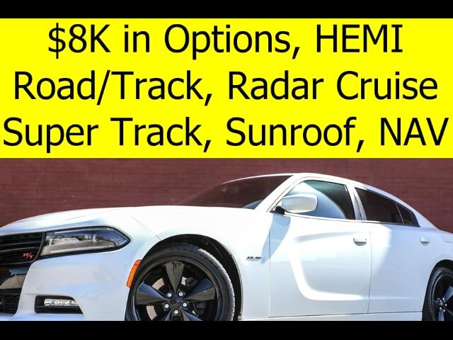 2015 Dodge Charger R/T HEMI with Road/Track Performance Group