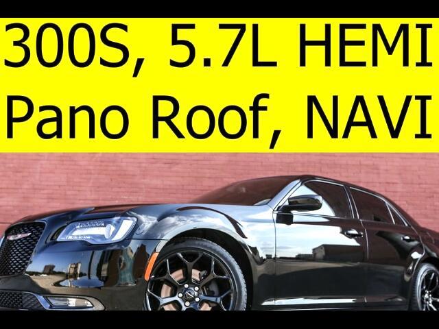 2015 Chrysler 300 S HEMI PANO ROOF
