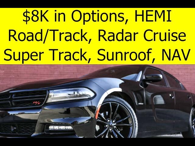 2015 Dodge Charger R/T HEMI with Road and Track Package