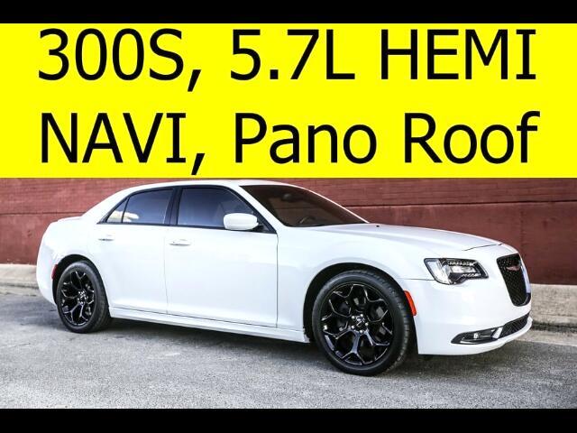 2016 Chrysler 300 S HEMI PANO ROOF NAVIGATION