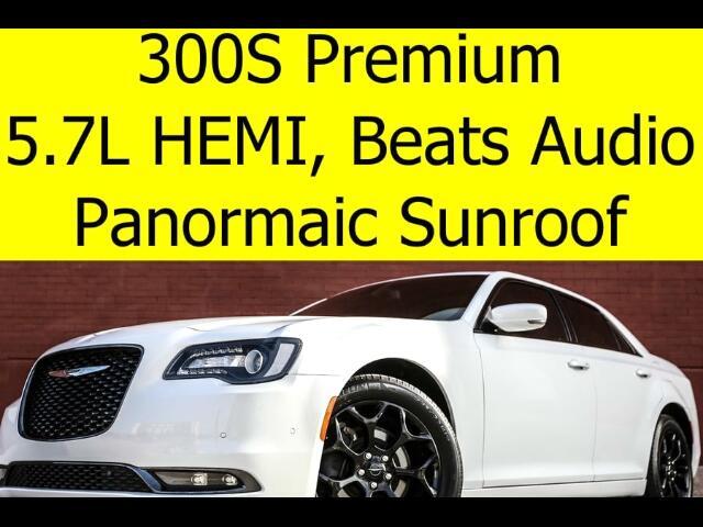 2015 Chrysler 300 S HEMI PANO ROOF NAVIGATION
