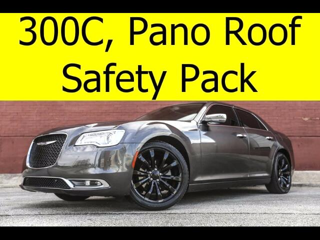 2015 Chrysler 300 C PANO ROOF COOLED SEATS