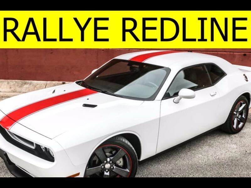 2013 Dodge Challenger RALLYE REDLINE EDITION