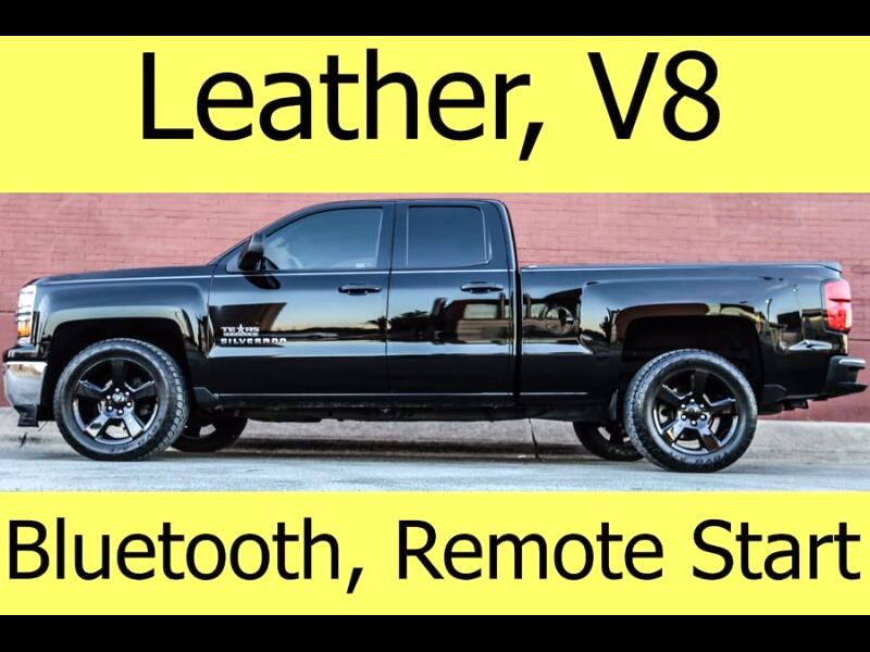 2014 Chevrolet Silverado 1500 V8 Leather