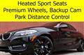 2016 BMW 2-Series 228i Coupe Black Wheel Package
