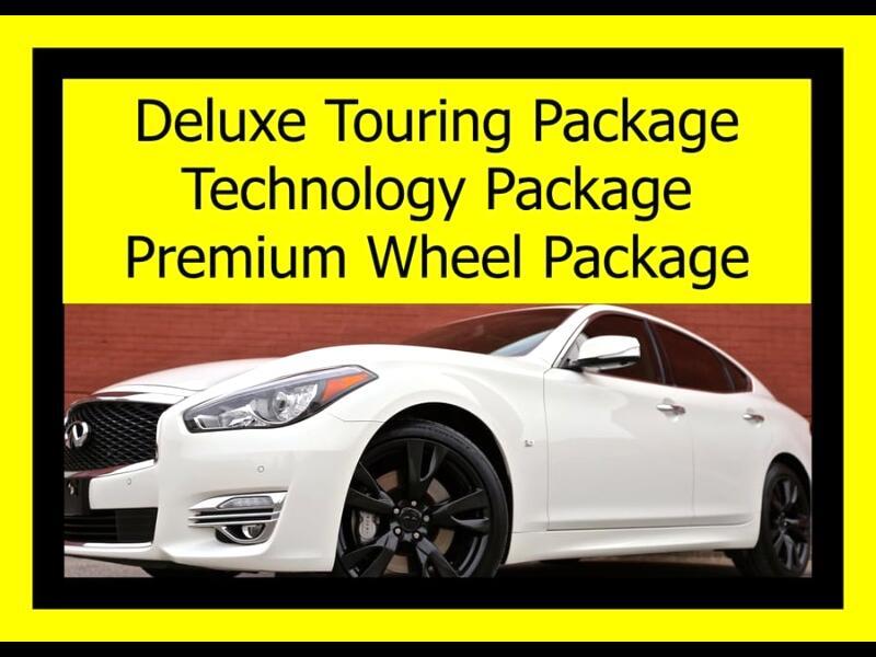 2015 Infiniti Q70 Deluxe Touring Tech Pack
