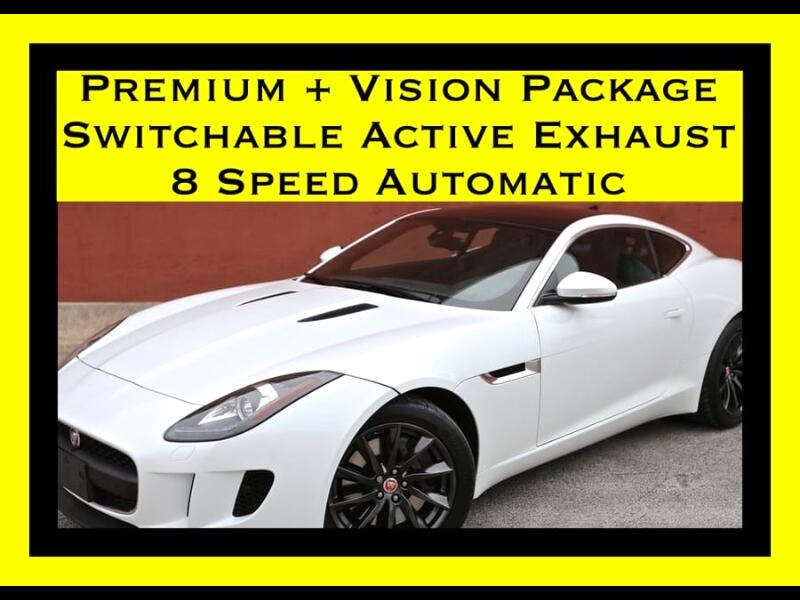 2016 Jaguar F-Type Base Coupe