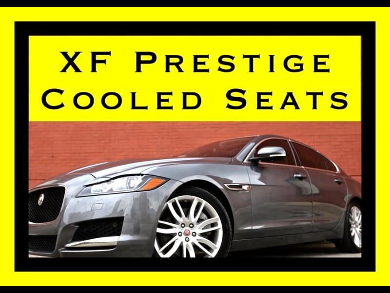 2016 Jaguar XF-Series 35t Prestige