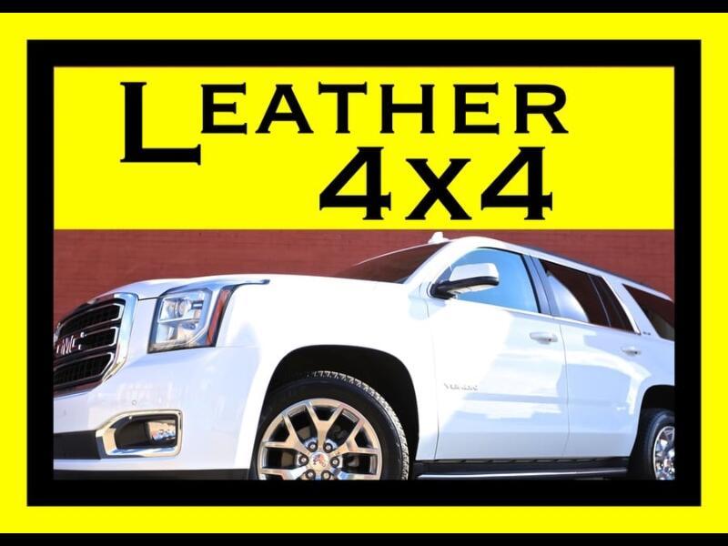 2016 GMC Yukon 4x4 LEATHER