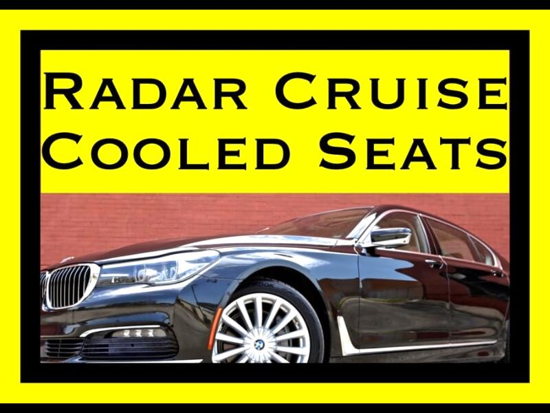 2016 BMW 7-Series 740i Executive Package