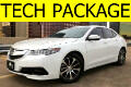 2015 Acura TLX 8-Spd DCT w/Technology Package SUNROOF