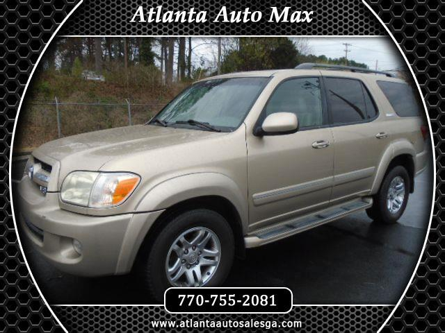 Toyota Sequoia Limited 2WD 2005
