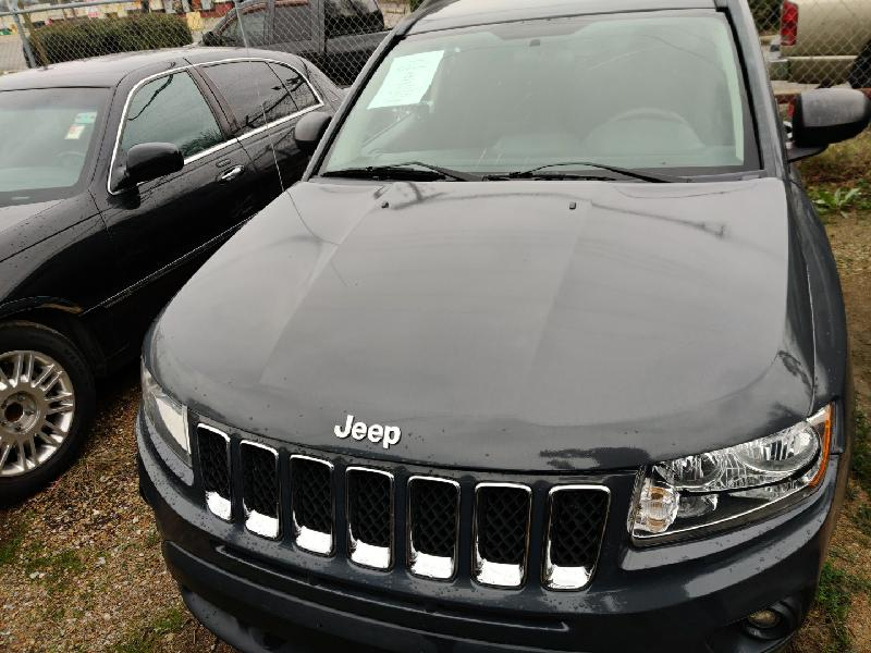 Jeep Compass Sport FWD 2011